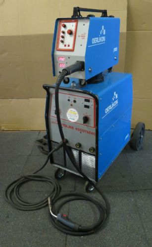 Oerlikon Citoline 4500TSW Transformer Air Cooled MIG/MAG Welder DV4004CTL Wire
